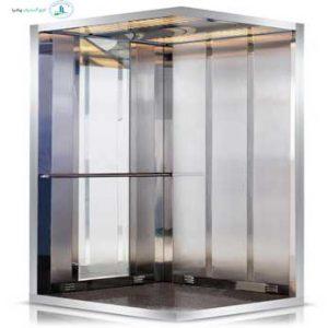 دیواره ها آسانسور