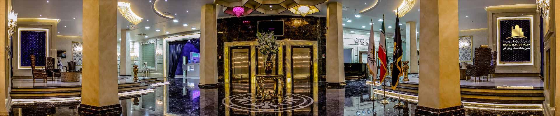 آسانسور هتل