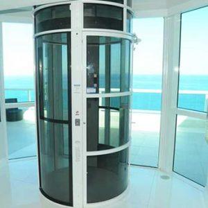 آسانسورهای مدرن