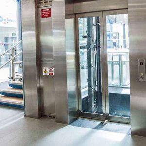 موتور DC آسانسور