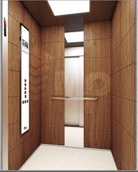 کابین آسانسور ام دی اف mdf