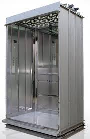 کابین لوکس آسانسور