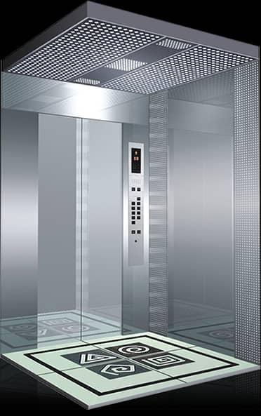 لرزش آسانسور