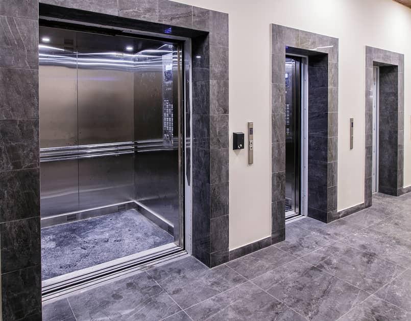کفپوش آسانسور چیست؟