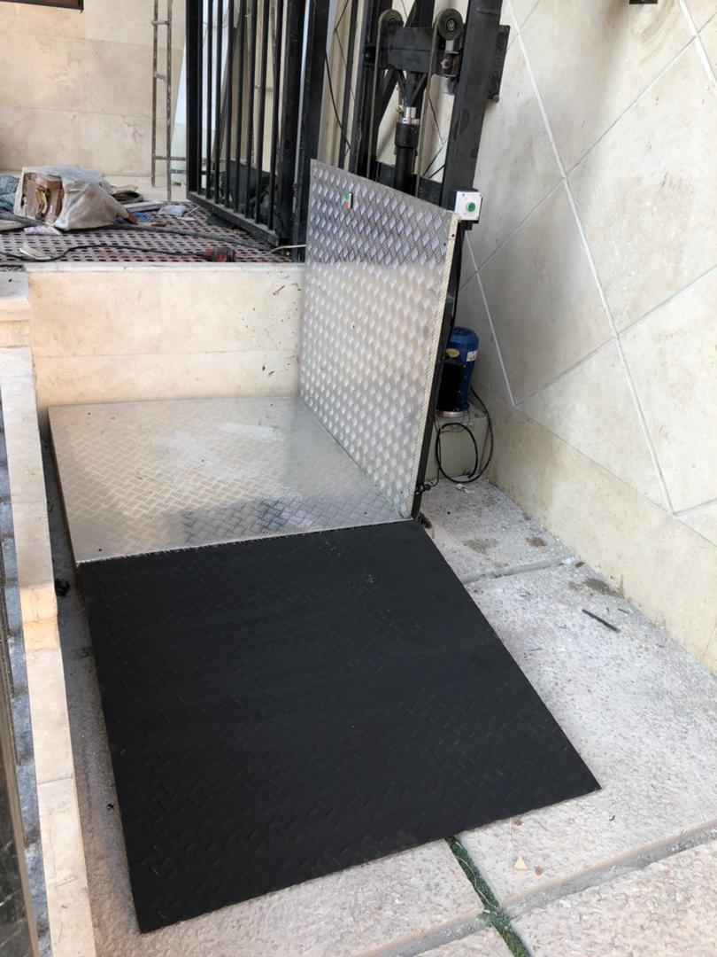 آسانسور ویلچر بر چیست؟
