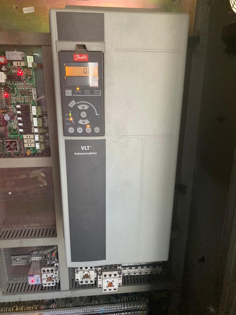 تبدیل آسانسور دو سرعته ac2 به تک سرعته 3vf