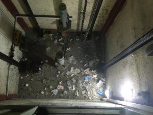 چاهک آسانسور