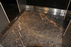 کفپوش سنگ آسانسور