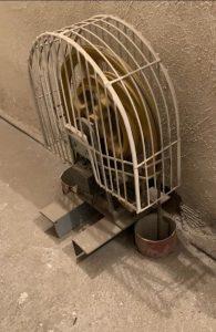 گاورنر یک جهته سرعت ۱ متر بر ثانیه به همراه الزامات استانداردی نصب و حفاظ