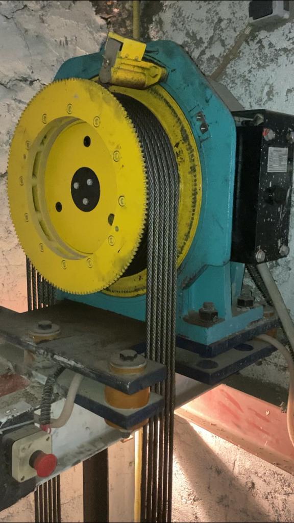 آسانسور بدون اتاق ماشین (موتورخانه) یا mlr