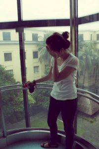 فوبیا از آسانسور
