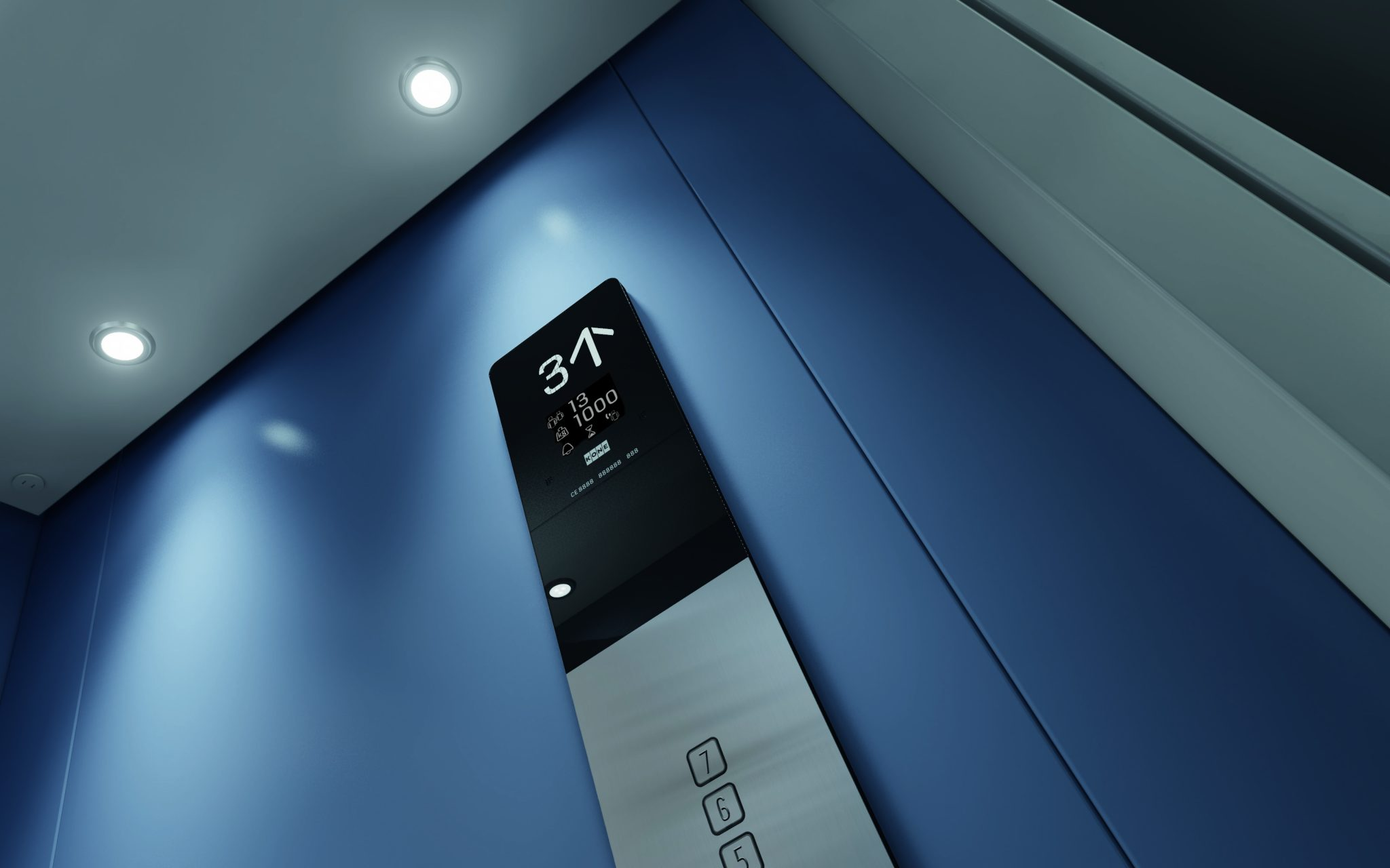 اینترنت اشیا و آسانسور