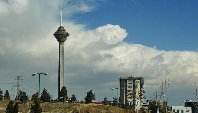 آسانسور برج میلاد
